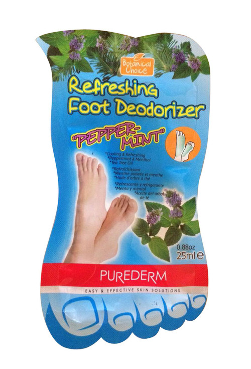 Purederm Refreshing Foot Deodorizer (Pepper Mint)