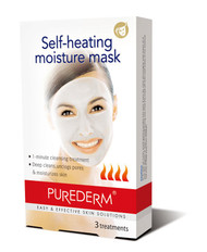 Purederm Self-Heating Moisture Mask
