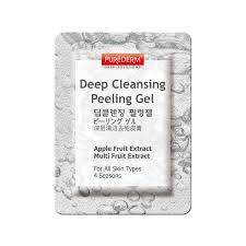 Purederm Deep Cleansing Peeling Gel