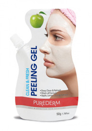 Purederm Clean & Fresh Peeling Gel Apple -50 Grams