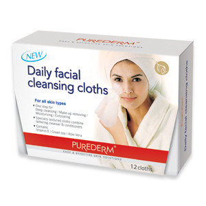 Purederm Daily Facial Cleansing Clots
