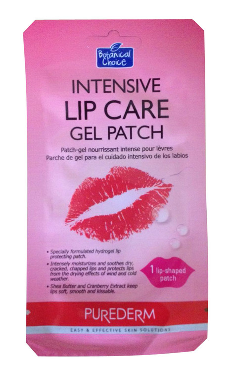 Purederm Intensive Lip Care Gel Patch
