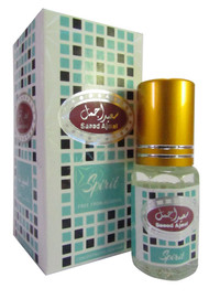 Saeed Ghani Saeed Ajmal Attar Spirit 3ml
