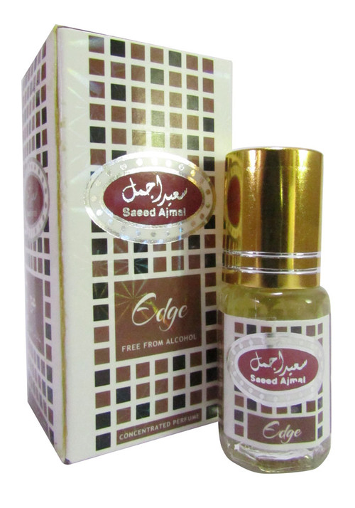 Saeed Ghani Saeed Ajmal Attar Edge 3ml