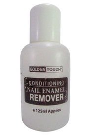 Golden Touch Conditioning Nail Enamel Remover 125 ML