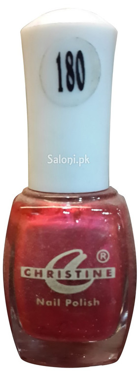Christine Nail Polish no 180 front