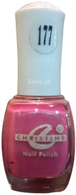 Christine Nail Polish no 177 front
