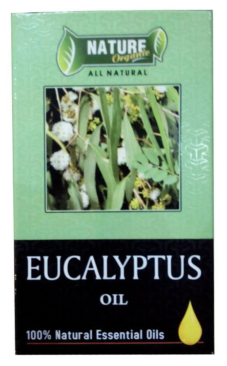 Saeed Ghani Nature Eucalyptus Oil 10 ML