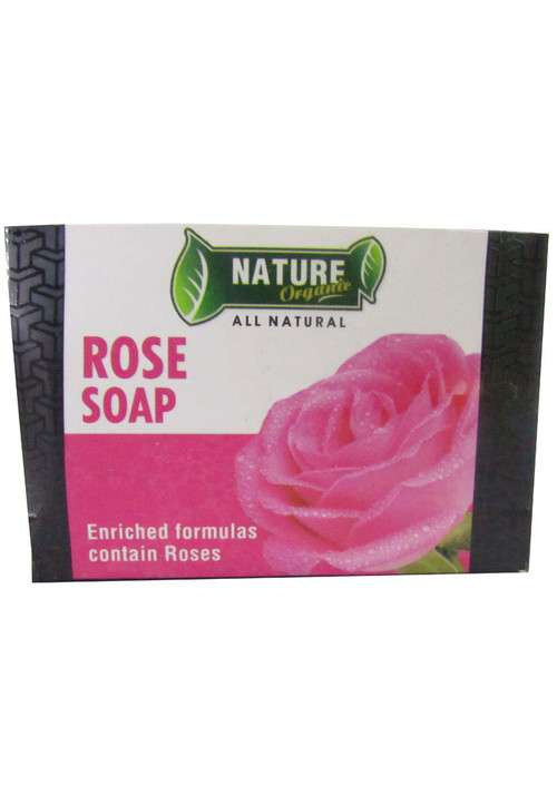 Saeed Ghani Nature Rose Soap (Right)