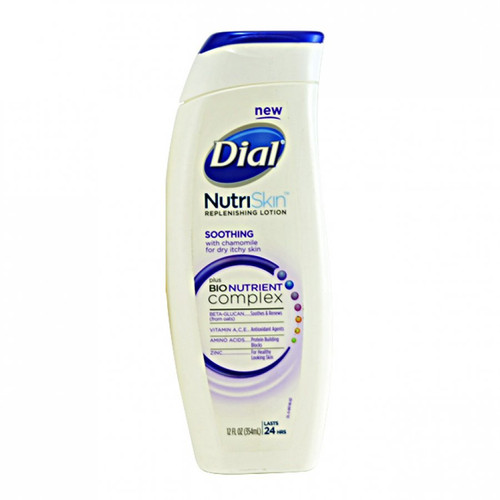 Dial Body Lotion Soothing 354 ML