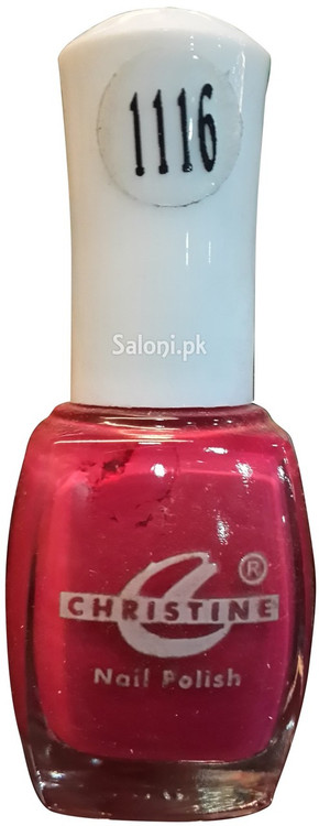 Christine Nail Polish no 1116 front