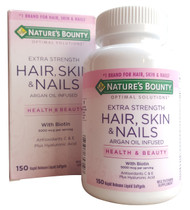 Nature's Bounty Extra Strenght Hair, Skin & Nails with Biotin 150 Softgels  buy online in pakistan