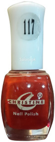 Christine Nail Polish no 117 front