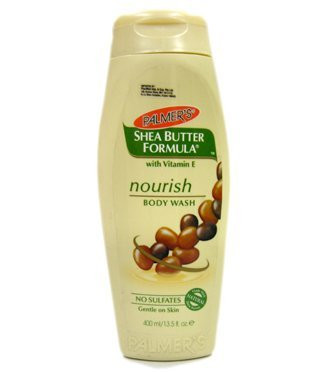 Palmer's Shea Butter Formula Nourish With Body Wash 400ml