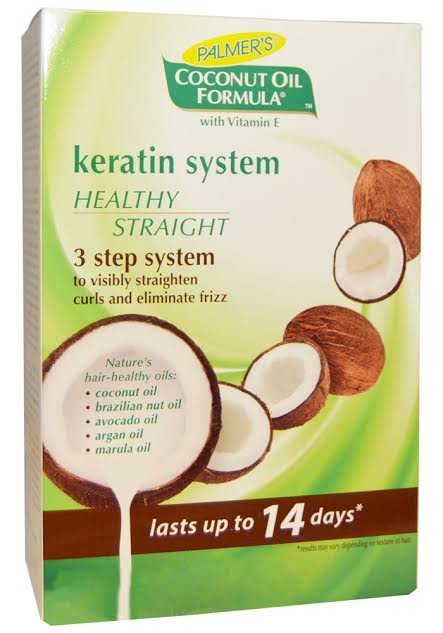 Palmer's Coconut Oil Keratin System 210 ML