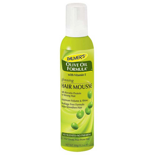 Palmer's Olive Oil Formula Glossing Hair Mousse 10.5 oz