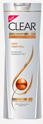 Clear Women Anti Dandruff Anti Hair fall Shampoo (Thailand)