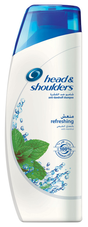Head & Shoulders Menthol Refresh Anti-Dandruff Shampoo 200 ML  buy online in Pakistan best price original products
