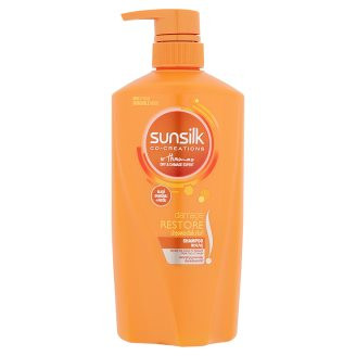 Sunsilk Co-Creations Damage Restore Shampoo 650ml (Thailand)