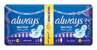 Always Maxi Thick Extra Long 16 Pads buy online in Pakistan