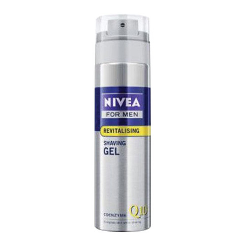 Nivea Men Q10 Revitalizing Shaving Gel 200ML