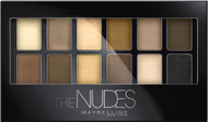 Maybelline Eyeshadow Palette The Nudes