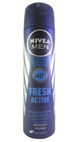 Nivea Men 48h Fresh Active Deodorant (Front)
