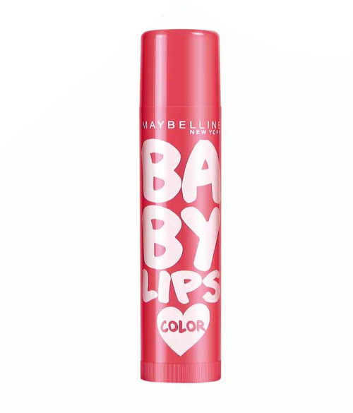 Maybelline Baby Lip Rose Addict Lip Balm (4.5 Gram)