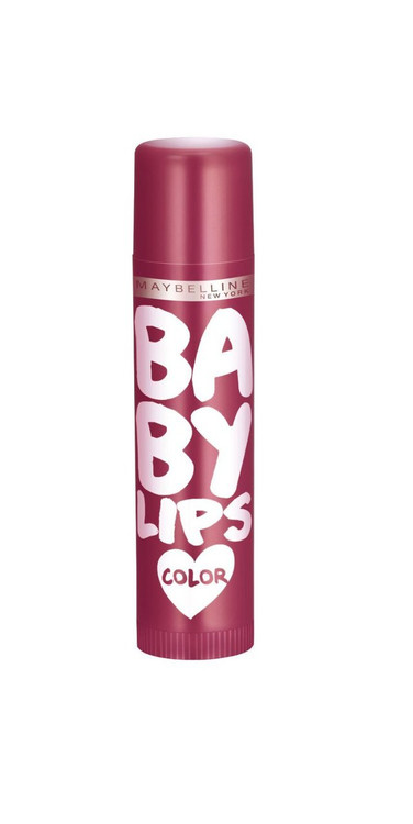 Maybelline Baby Lip Tropical Punch Lip Balm