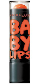 Maybelline Baby Lip Electro Orange Lip Balm (4.5 Gram)