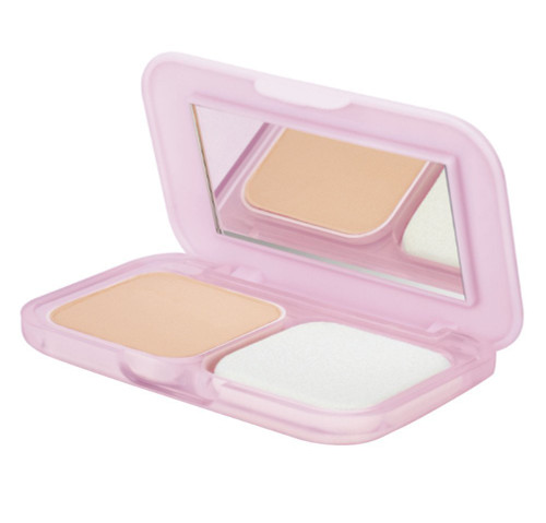 Maybelline Clear Glow All In One Fairness Compact Powder Light 01