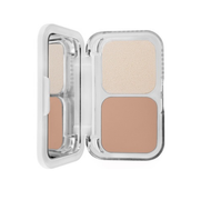 Maybelline Clear Glow All In One Fairness Compact Powder Nude Beige 02