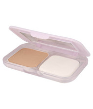 Maybelline Clear Glow All In One Fairness Compact Powder Natural 03
