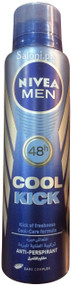 Nivea Men 48h Fresh Cool Kick Front