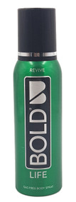 Bold Deodorant Life Revive 120ml Buy online in Pakistan on Saloni.pk