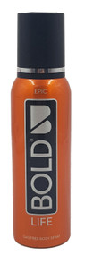 Bold Deodorant Life Epic 120ml Buy online in Pakistan on Saloni.pk