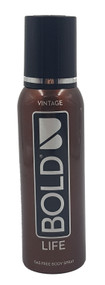Bold Deodorant Life Vintage 120ml Buy online in Pakistan on Saloni.pk