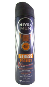Nivea Men 48h Stress Protect Anti-Perspirant Deodorant Spray 150 ML