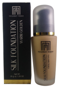 Masarrat Misbah Silk Foundation Warm Golden