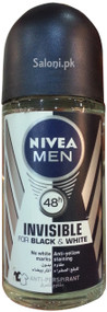 Nivea Men 48h Invisible For Black & White Front