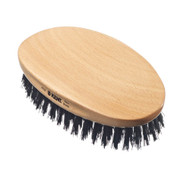 Kent Men's Oval Beechwood Brush