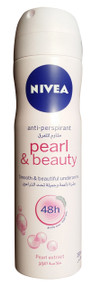 Nivea 48h Anti Perspirant Pearl and Beauty Deodorant buy online product in pakistan
