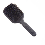 Kent AirHedz Medium Plastic Handle Brush Black