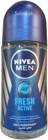 Nivea Men 48h Fresh Active Long Lasting Freshness Deodorant 50 ML Front