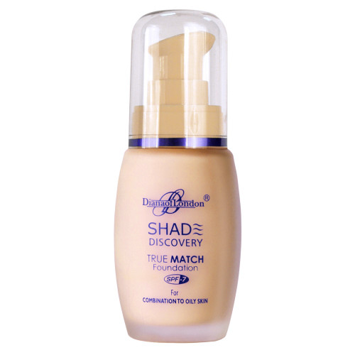 Diana Of London Shade Discovery Foundation 103 Ivory Mist