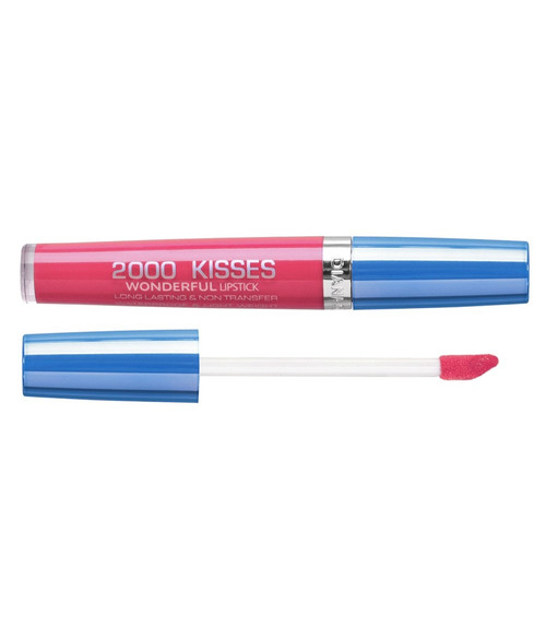 Diana 2000 Kisses Wonderful Lipstick 46 Lasting Passion (8 ML)