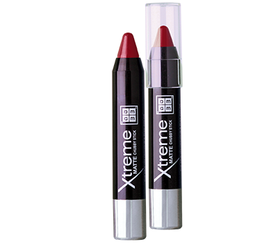 Dmgm Xtreme Matte Chubby Stick Red Passion Fruit CS11
