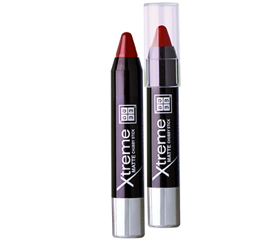 Dmgm Xtreme Matte Chubby Stick Rouge Red Wine CS13