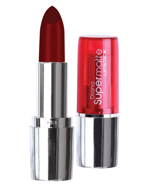 Diana SuperMatte Lipstick 08 Endless Red