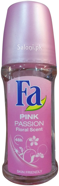 Fa Pink Passion Floral Scent 48h Front